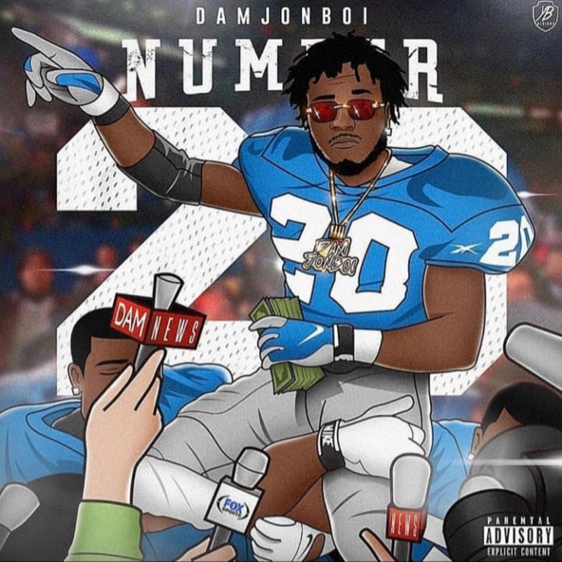 "Damjonboi's ""Number 20"" Is One Worth Listening To"